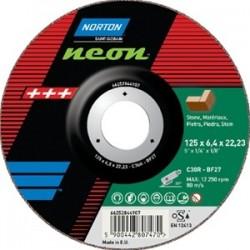 DISCO CORTE METALES 115X1X22 NORTON