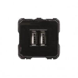 TOMA CARGADOR USB DOBLE NIESSEN SKY 8185