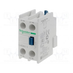 CONTACTO AUXILIAR CONTACTOR LC1D NA/NC SCHNEIDER LADN11