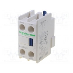 CONTACTO AUXILIAR CONTACTOR LC1D 2 NA SCHNEIDER LADN20