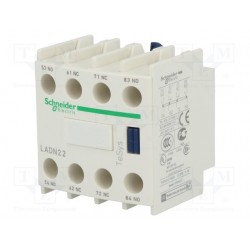 CONTACTO AUXILIAR CONTACTOR LC1D 2NA 2NCSCHNEIDER LADN22