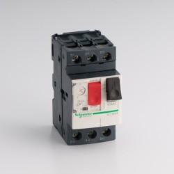 DISYUNTOR MAGNETOTERMICO 3 POLOS 0,63A-1A SCHNEIDER GV2ME05
