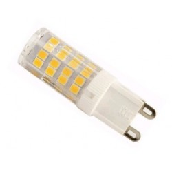 LAMPARA LED THREELINE G9 4W 3000K 397lm 230V G9-4WBC