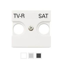 TAPA PARA TOMA TELEVISION NIESSEN ZENIT N2250.8PL