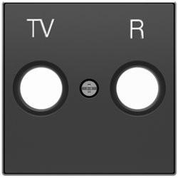 TAPA PARA TOMA TV-R NIESSEN SKY 8550NS