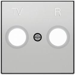 TAPA PARA TOMA TV-R NIESSEN SKY 8550PL