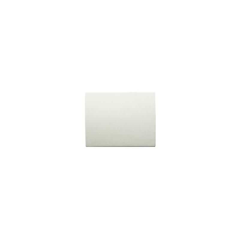 Tecla interruptor conmutador cruzamiento con visor serie olas blanco jazmin Niessen olas