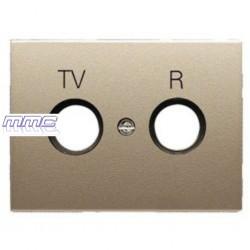 TAPA PARA TOMA TV-R NIESSEN OLAS 8450CS