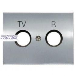 TAPA PARA TOMA TV-R NIESSEN OLAS 8450TT