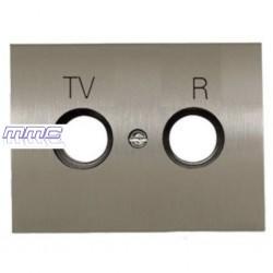 TAPA PARA TOMA TV-R NIESSEN OLAS 8450AL