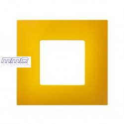 FUNDA MARCO 1 ELEMENTO GAMA COLOR AMARILLO SIMON 27 PLAY 2700617-062