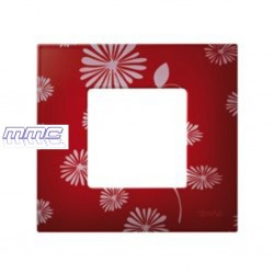 FUNDA MARCO 1 ELEMENTO GAMA EXTREM RED & WHITE SIMON 27 PLAY 2700617-803