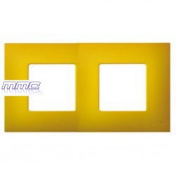 FUNDA MARCO 2 ELEMENTOS GAMA ARTIC AMARILLO SIMON 27 PLAY 2700627-081