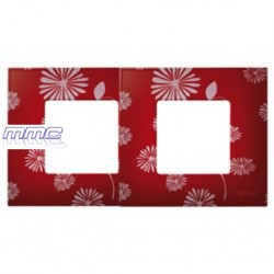 FUNDA MARCO 2 ELEMENTOS GAMA EXTREM RED & WHITE SIMON 27 PLAY 2700627-803