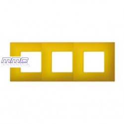 FUNDA MARCO 3 ELEMENTOS GAMA ARTIC AMARILLO SIMON 27 PLAY 2700637-081