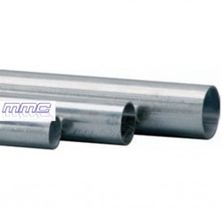 TUBO ACERO GALVANIZADO M40 BARRA 3 MTS 955.4000.0 GAESTOPAS