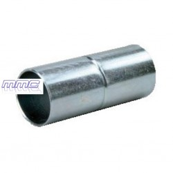 MANGUITO UNION ENCHUFABLE TUBO ACERO M25 6010-25 GAESTOPAS