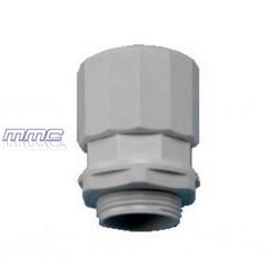 RACORD ROSCADO IP67 M16 PVC 243.1600.0 GAESTOPAS