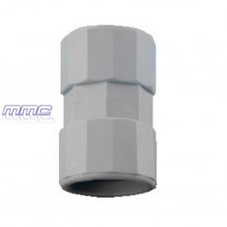 MANGUITO UNION IP67 M25 PVC 244.2500.0 GAESTOPAS