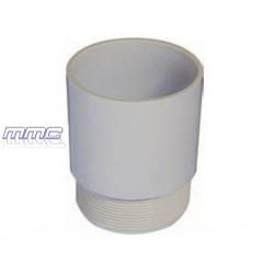 RACORD ROSCADO M25 PVC 242.2500.0 GAESTOPAS