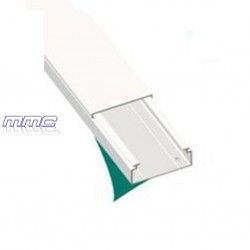 CANALETA UNEX ADHESIVA 16X30 78033-2A