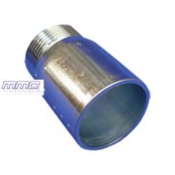 MANGUITO ACOPLAMIENTO TUBO ACERO M50 020MACM050 ARMENGOL