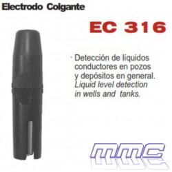 SONDA NIVEL COLGANTE INOXIDABLE AISI 316 VEGA Y FARRES EC316