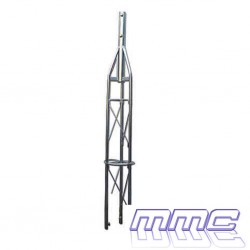 TRAMO SUPERIOR TORRE 180 1,25MTS TELEVES 3014