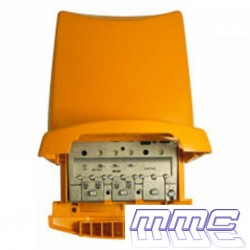 AMPLIFICADOR DE MASTIL 3 ENTRADA / 1 SALIDA 42DB TELEVES 535740