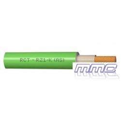 CABLE MANGUERA RZ1-K 0,6/1KV 1X35 LIBRE HALOGENOS RZ1-K 1X35