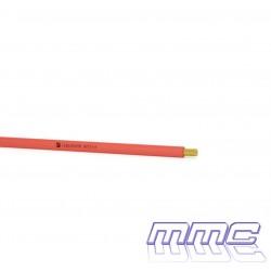 CABLE UNIPOLAR LIBRE HALOGENOS 1X1,5 ROJO H07Z1-K 1X1,5 RJ