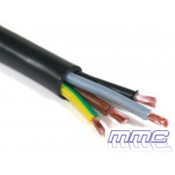 CABLE MANGUERA RV-K 0,6/1KV 4G4 NEGRO H05VV-F 4G4N