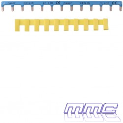 PUENTE MAGNETOTERMICOS 1 POLO 60A AZUL HAGER KB163N