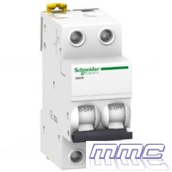 MAGNETOTERMICO 1P+N 10A SCHNEIDER A9K17610