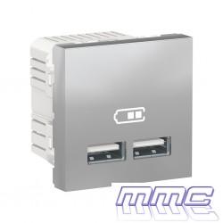 CARGADOR DOBLE USB 2.100 mA...