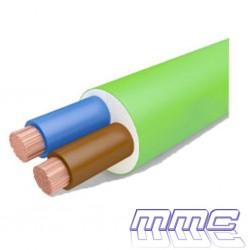 CABLE MANGUERA RZ1-K 0,6/1KV 2X16 LIBRE HALOGENOS RZ1-K 2X16