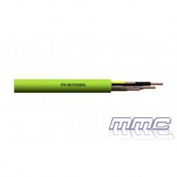 CABLE MANGUERA RZ1-K 0,6/1KV 4G6 LIBRE HALOGENOS RZ1-K 4G6