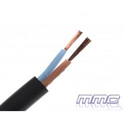 CABLE MANGUERA 2X10 RV-K 0,6/1KV NEGRO